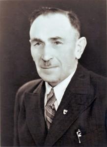 Josef Kovář - poslední předválečný starosta Kudlova (1932 - 1938)