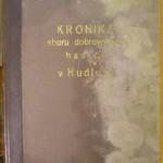 Kronika sboru dobrovolných hasičů v Kudlově