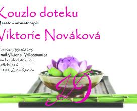 Masáže - aromaterapie Viktorie Nováková
