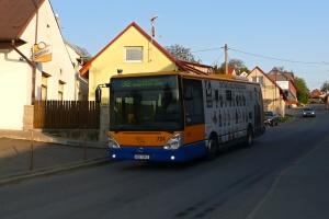 Autobus společnosti DSZO