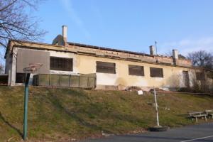 Bývalý kulturní dům (demolice 2008)