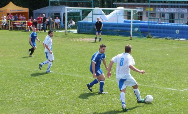 Turnaj malého fotbalu 2012