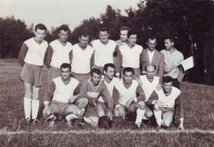 Kudlovští fotbalisté